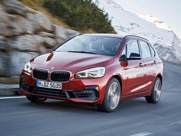 Новый BMW